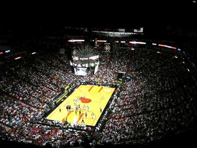 Miami Heat Balcony Seats